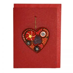 Heart Card-DYM923