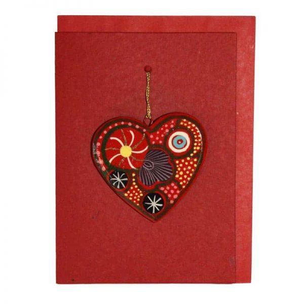 Heart Card-DYM923