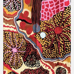 Rug Wool 3x5ft (91x152cm)-DYM923