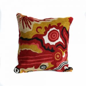 Cushion Cover Wool 12in (30cm)-DYM931