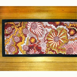 Cotton Table Runner-DYM975