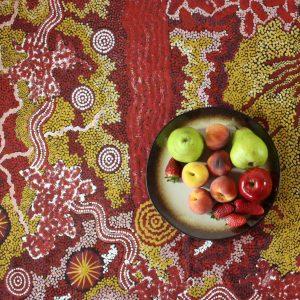 Cotton Table Cloth Sq 150 x 150cm-DYM975