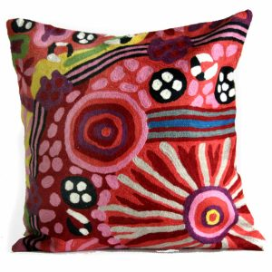 Cushion Cover Wool 12in (30cm)-DYM975