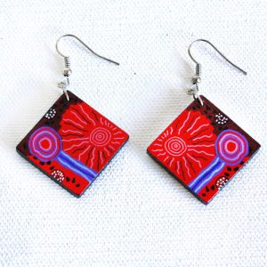 Jewellery Ceramic Earrings-DYM975