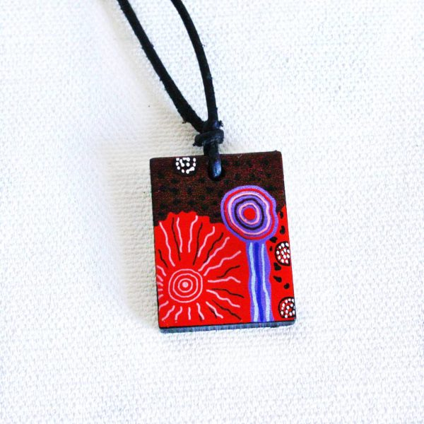 Jewellery Ceramic Pendant-DYM975