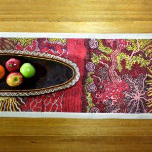 Linen Table Runner 150 x 45cm-DYM975