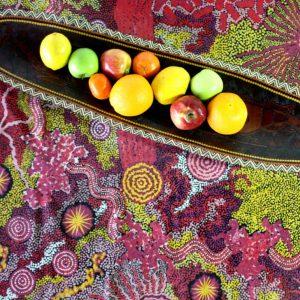 Linen Table Cloth Lg 150 x 230cm-DYM975