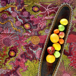 Linen Tablecloth Sq 150 x 150cm-DYM975