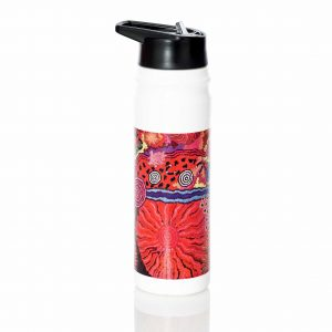 Torpedo Bottle -White Colour-DYM975