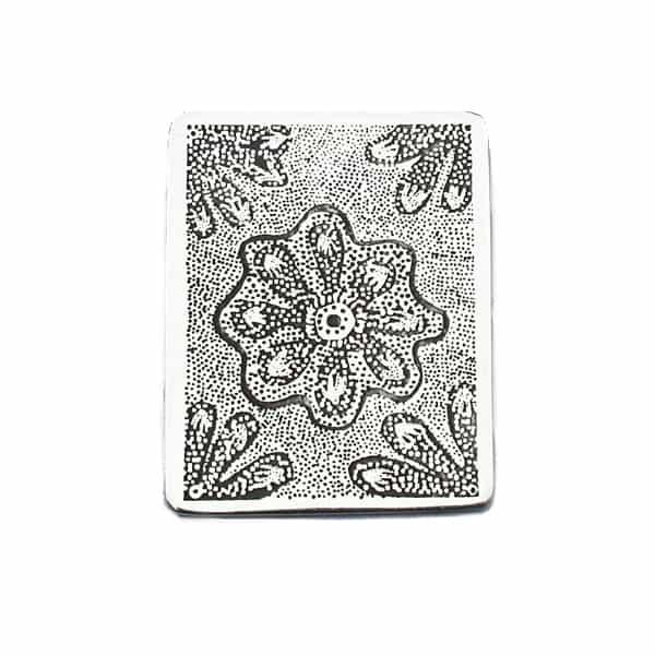 Jewellery Silver Brooch-IAD943