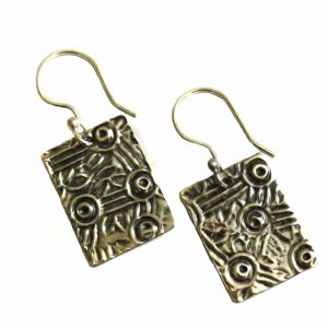 Jewellery Silver Earrings-IWI944