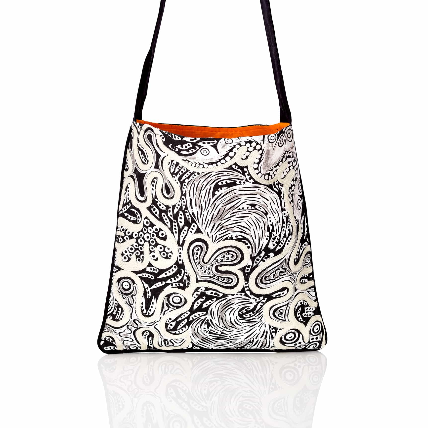 Bags -Medium Canvas Tote-KKU710 – Better World Arts 23326e158dc2a