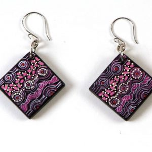 Jewellery Ceramic Earrings-KKU938