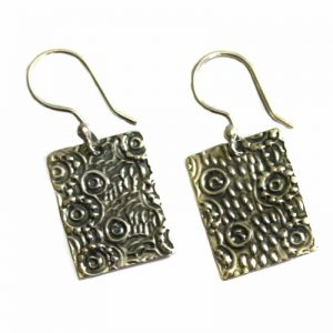 Jewellery Silver Earrings-KKU938
