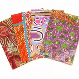 Gift Wrapping Paper Pack of 4 50 x 68 cm each-LA1PAC