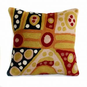 Cushion Cover Wool 12in (30cm)-MGE983