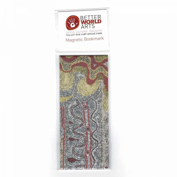Magnetic Bookmarks-NKU749
