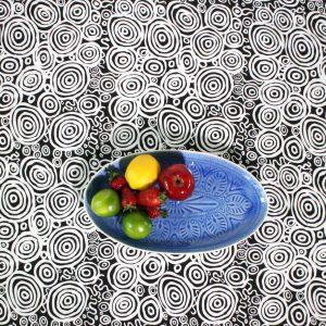 Cotton Table Cloth Lg 150 x 230cm-NPA937