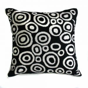 Cushion Cover Wool 12in (30cm)-NPA937
