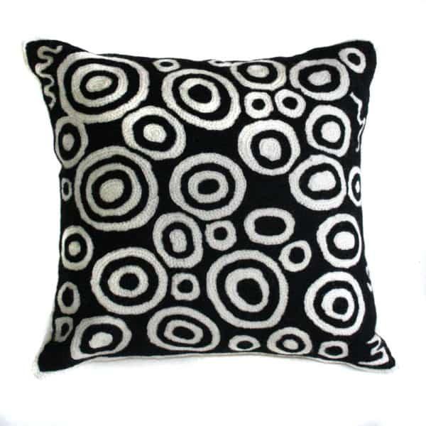 Cushion Cover Wool 12in (30cm)-NPA937