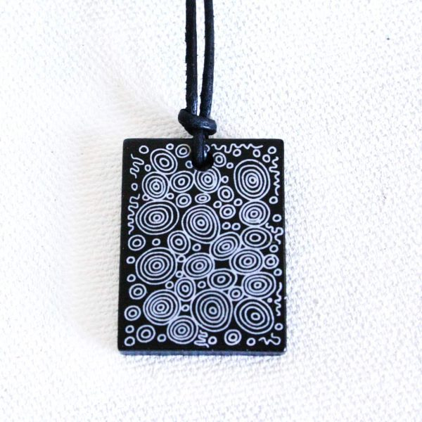 Jewellery Ceramic Pendant-NPA937
