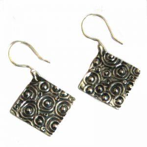 Jewellery Silver Earrings-NPA937
