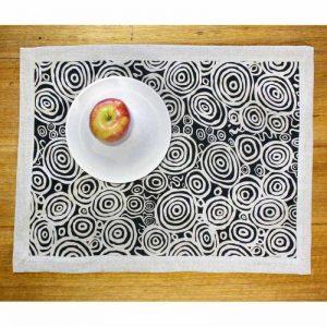 Linen Placemat 2 pcs 40 x 53cm-NPA937