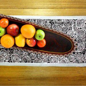 Linen Table Runner 150 x 45cm-NPA937