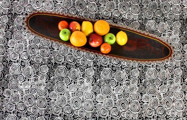 Linen Table Cloth Lg 150 x 230cm-NPA937