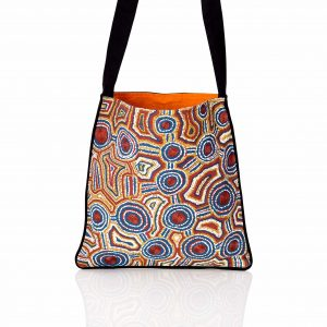 Bags -Medium Canvas Tote-RSA716
