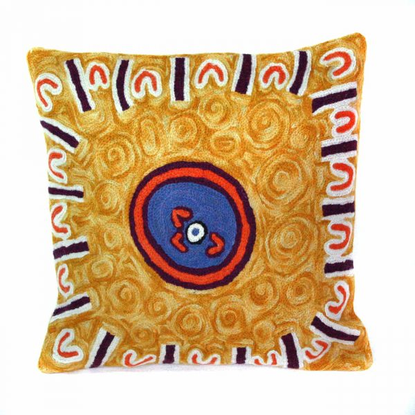 Cushion Cover Wool 12in (30cm)-RSA743