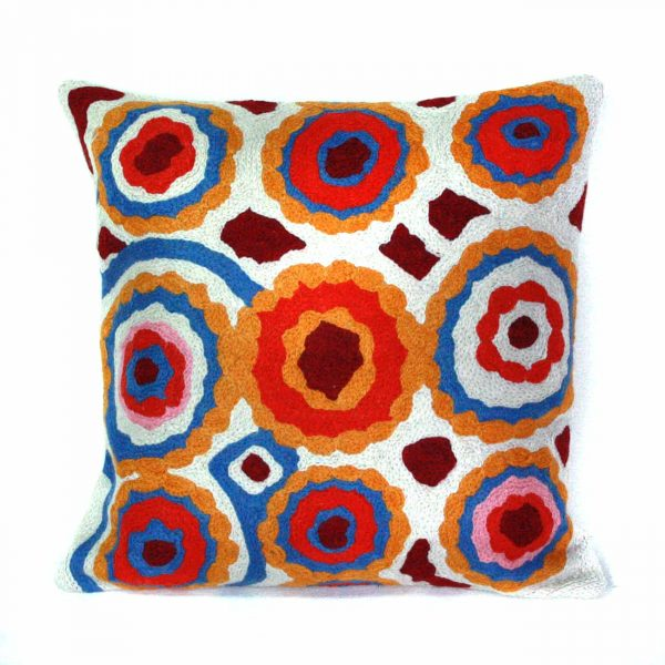Cushion Cover Wool 12in (30cm)-RSA744