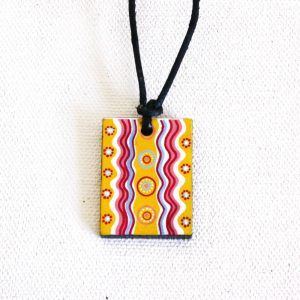 Jewellery Ceramic Pendant-RSA757