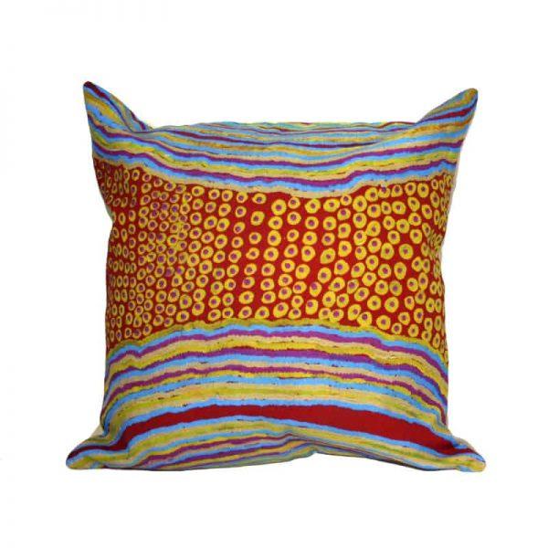 """Canvas Cushion Cover Digital 16""""-RSA763"""