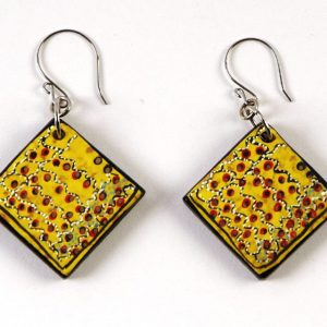 Jewellery Ceramic Earrings-RSA950