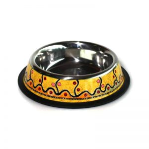 Stainless Steel Pet Bowl-RSA950