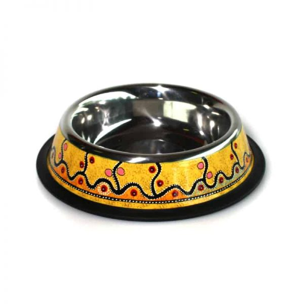 Stainless Steel Pet Bowl-RSA950