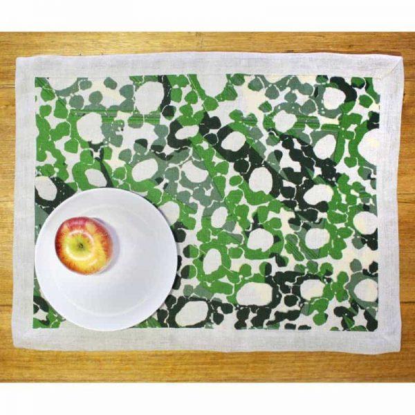 Linen Placemat 2 pcs 40 x 53cm-RSA988