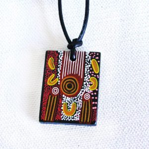Jewellery Ceramic Pendant-RTI932