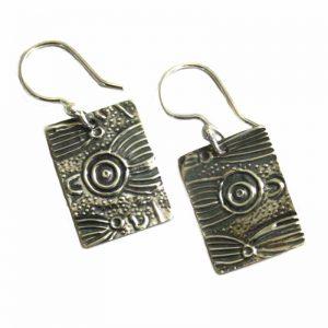 Jewellery Silver Earrings-RTI932