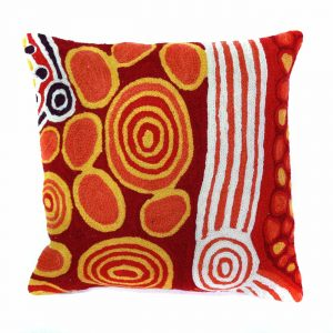 Cushion Cover Wool 12in (30cm)-RTI972