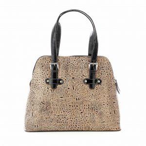Leather Hand Bag-SPB745