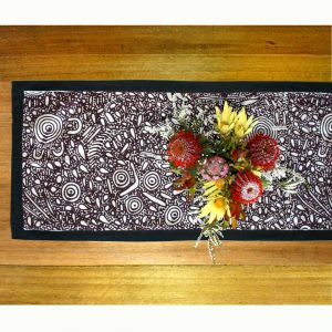 Cotton Table Runner-SPM745