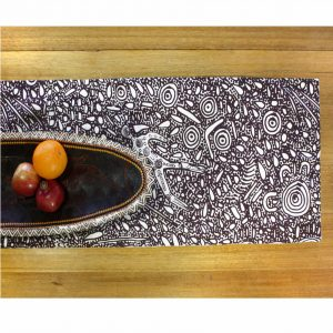 Cotton Table Runner - No Border-SPM745
