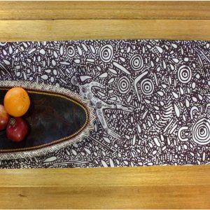 Linen Table Runner - No Border-SPM745