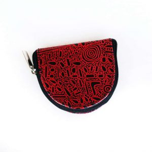 Leather Coin Purse-SPR745