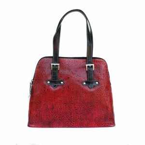 Leather Hand Bag-SPR745