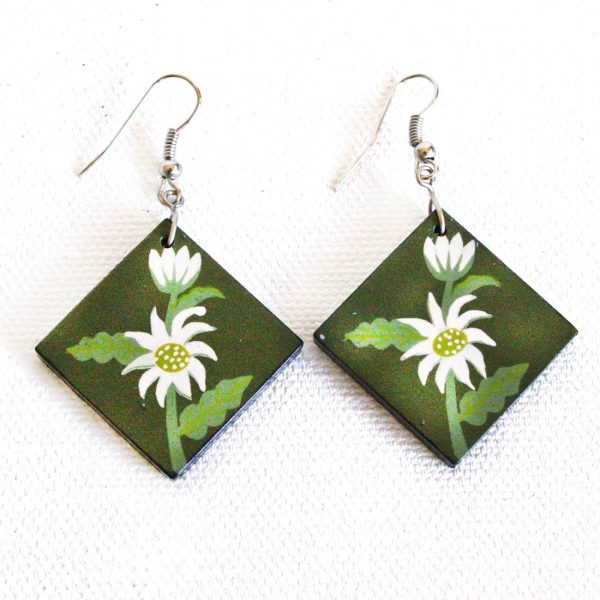 Jewellery Ceramic Earrings-ECOFFX