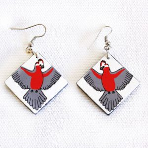 Jewellery Ceramic Earrings-ECOGAX