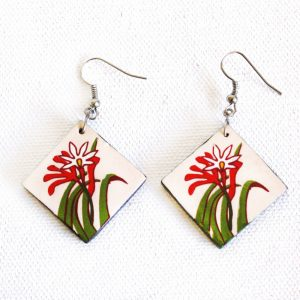 Jewellery Ceramic Earrings-ECOKPX